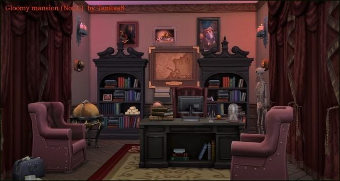 Gloomy mansion at Tanitas8 Sims image 547 670x356 Sims 4 Updates