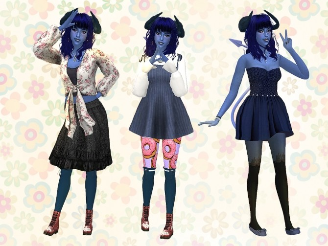 Sims 4 Jester Lavore Critical Role Season 2 by Kurosmind at Mod The Sims