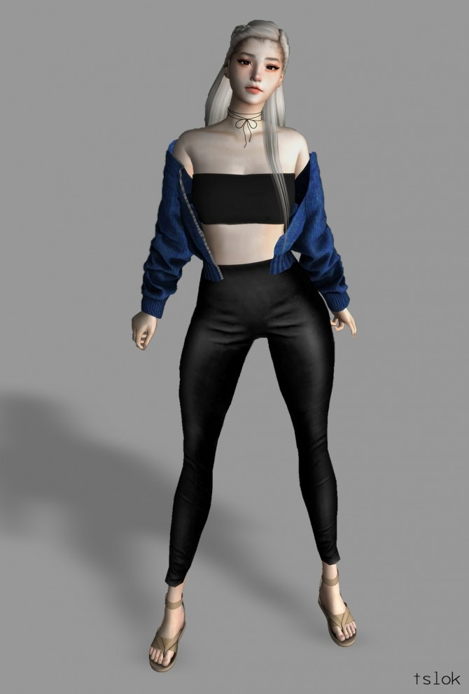 Stellar tube jacket at TSLOK image 6012 670x990 Sims 4 Updates
