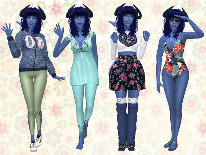 Jester Lavore Critical Role Season 2 by Kurosmind at Mod The Sims image 605 670x503 Sims 4 Updates
