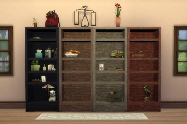 New shelf by mammut at Blacky's Sims Zoo image 6218 Sims 4 Updates