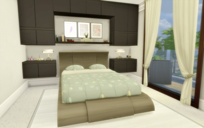 Sims 4 House 36 Newcrest Small at Via Sims