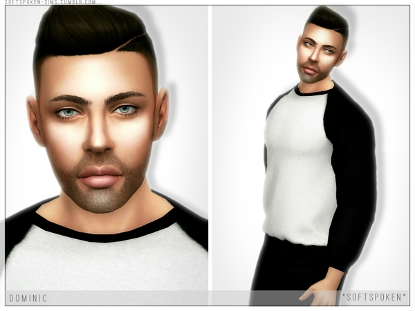 Dominic by Softspoken at TSR image 673 Sims 4 Updates