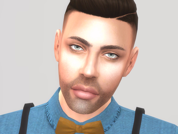 Dominic by Softspoken at TSR image 693 Sims 4 Updates