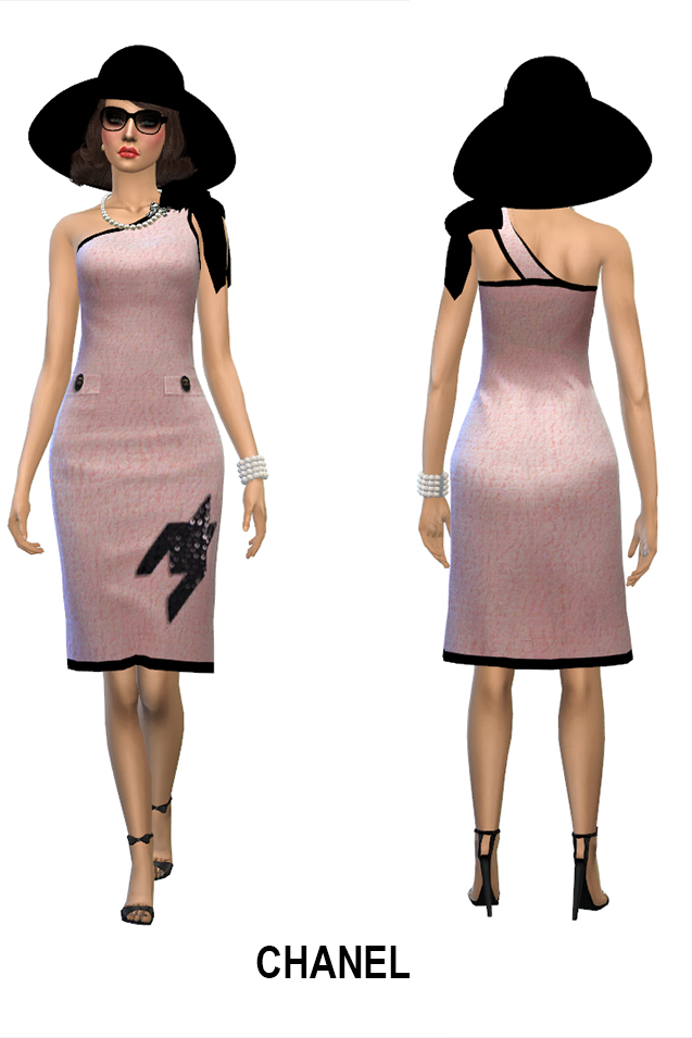 Week end dress collection (P) at Rhowc image 695 Sims 4 Updates