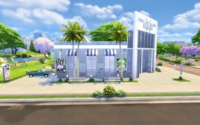Sims 4 Supermarket at Via Sims