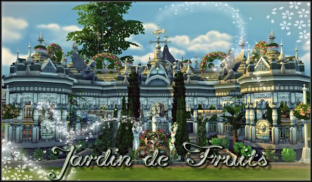 Jardin de Fruits (Garden For harvest) at Petka Falcora image 7310 Sims 4 Updates