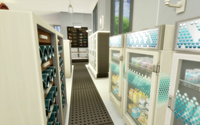 Supermarket at Via Sims image 748 670x419 Sims 4 Updates