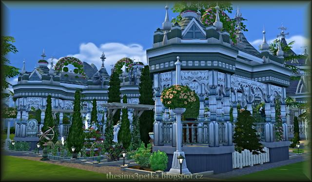 Jardin de Fruits (Garden For harvest) at Petka Falcora image 7510 Sims 4 Updates