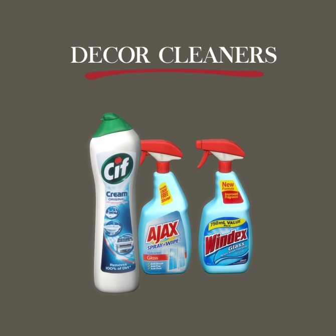 Deco Cleaners at Leo Sims image 757 670x670 Sims 4 Updates