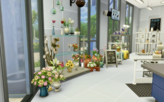 Supermarket at Via Sims image 758 670x419 Sims 4 Updates