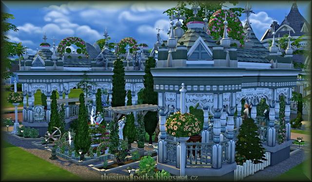 Jardin de Fruits (Garden For harvest) at Petka Falcora image 7610 Sims 4 Updates