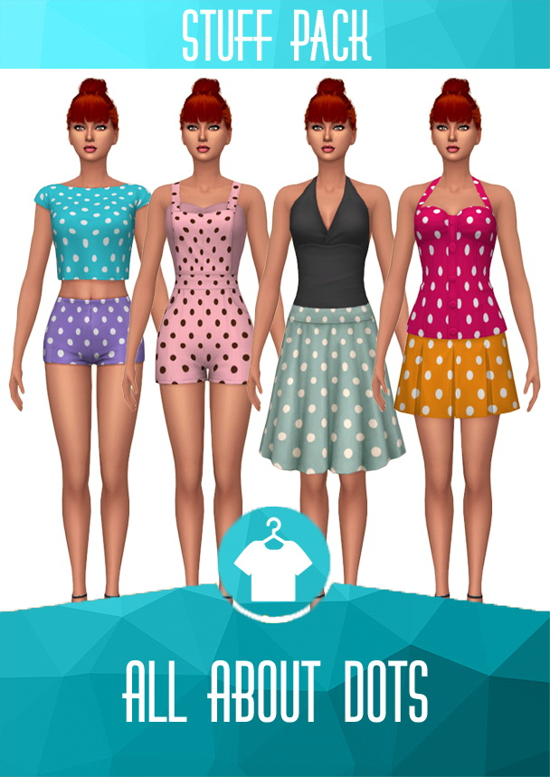 All about dots set at Heartfall image 7614 Sims 4 Updates