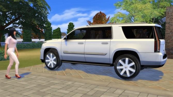 Cadillac Escalade at LorySims image 771 670x377 Sims 4 Updates