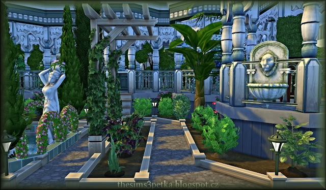 Sims 4 Jardin de Fruits (Garden For harvest) at Petka Falcora