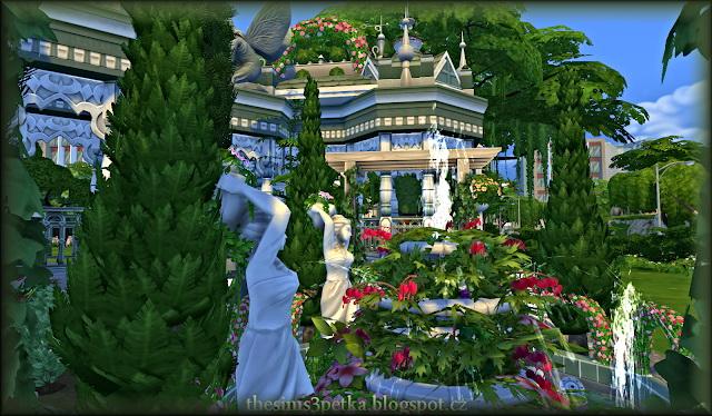 Jardin de Fruits (Garden For harvest) at Petka Falcora image 789 Sims 4 Updates