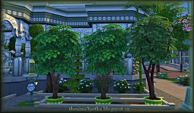 Jardin de Fruits (Garden For harvest) at Petka Falcora image 7910 Sims 4 Updates