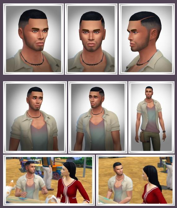 Sims 4 Maximiliano Rosas at Birksches Sims Blog