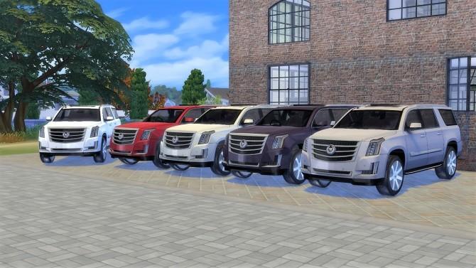 Cadillac Escalade at LorySims image 821 670x377 Sims 4 Updates