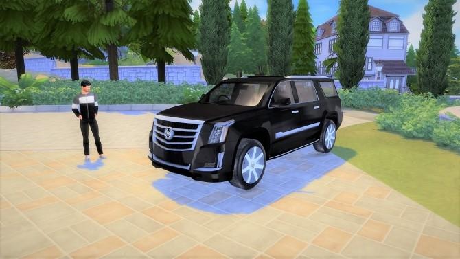 Cadillac Escalade at LorySims image 831 670x377 Sims 4 Updates
