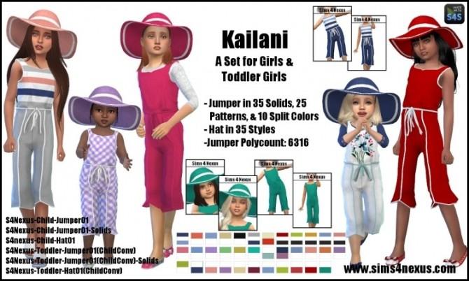 Kailani jumper and hat by SamanthaGump at Sims 4 Nexus image 8316 670x402 Sims 4 Updates
