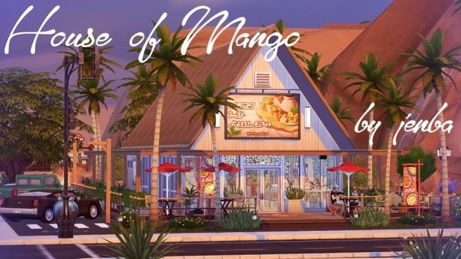 House of Mango at Jenba Sims image 837 670x377 Sims 4 Updates