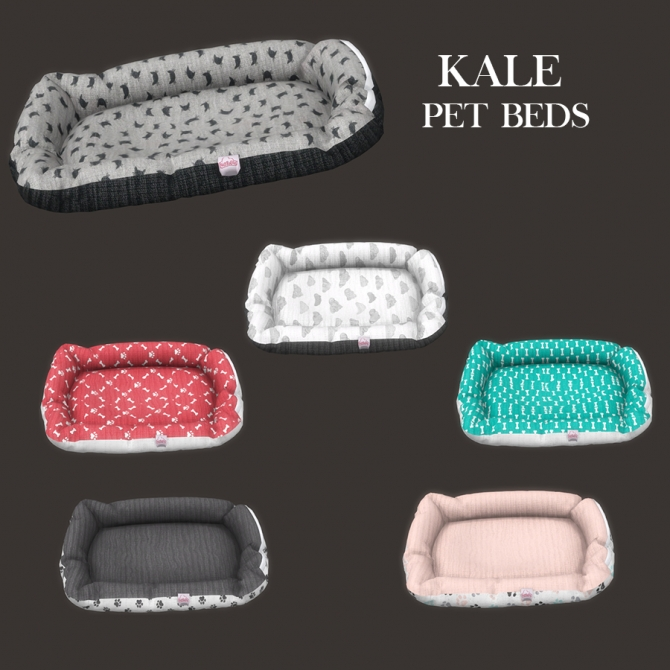 Kale Pet Bed At Leo Sims » Sims 4 Updates