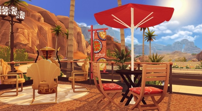 House of Mango at Jenba Sims image 857 670x369 Sims 4 Updates