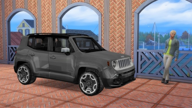 Jeep Renegade at LorySims image 861 670x377 Sims 4 Updates