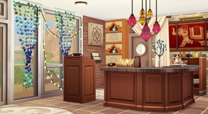 House of Mango at Jenba Sims image 866 670x369 Sims 4 Updates