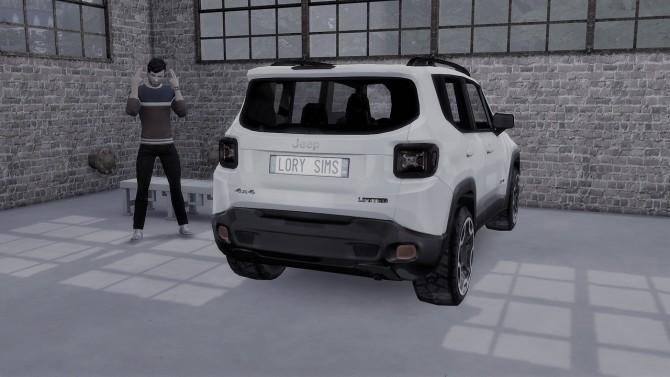 Jeep Renegade at LorySims image 871 670x377 Sims 4 Updates