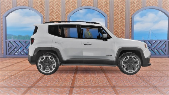 Jeep Renegade at LorySims image 881 670x377 Sims 4 Updates