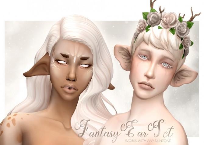 Fantasy ears set at Shay Sugar image 888 670x478 Sims 4 Updates