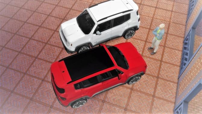 Jeep Renegade at LorySims image 891 670x377 Sims 4 Updates