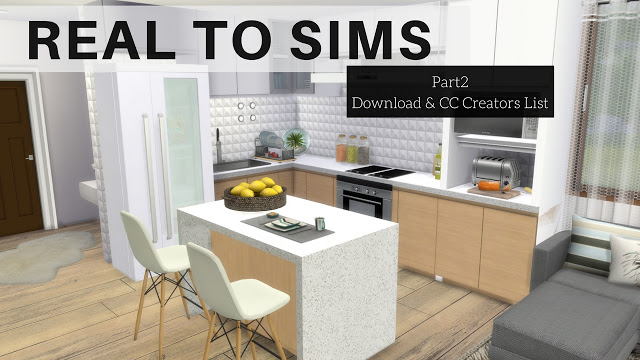 Modern Holiday Home at Dinha Gamer image 9012 Sims 4 Updates