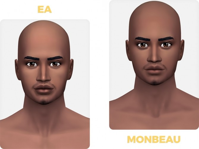 Monbeau Skinblend at Nords Sims image 9014 670x503 Sims 4 Updates