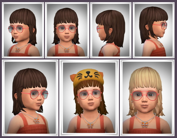 Little Baby Bangs at Birksches Sims Blog image 9113 Sims 4 Updates