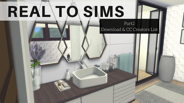 Modern Holiday Home at Dinha Gamer image 9115 Sims 4 Updates