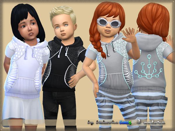 Hoody Future by bukovka at TSR image 941 Sims 4 Updates
