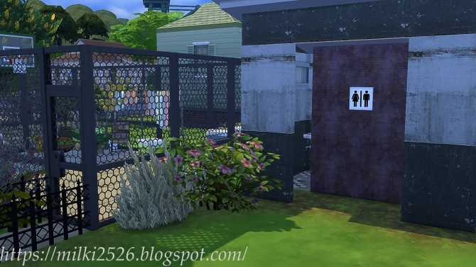 Forgotten house at Milki2526 image 967 670x377 Sims 4 Updates