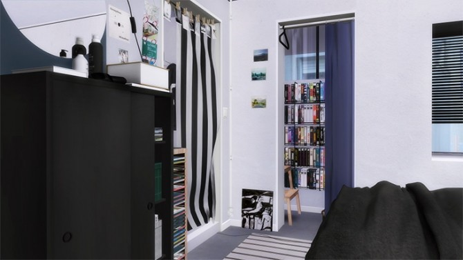 Sinda bedroom at Slox image 981 670x377 Sims 4 Updates