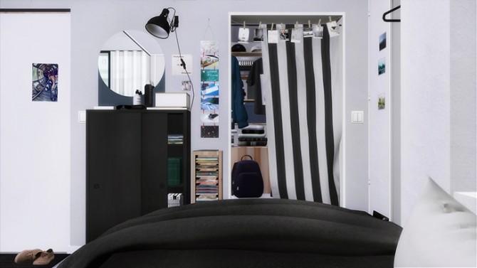 Sinda bedroom at Slox image 991 670x377 Sims 4 Updates