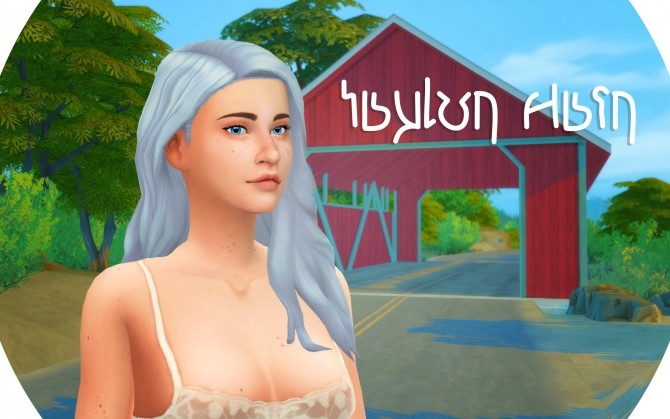 Sims 4 Taylor Hair by dogsill at Mod The Sims