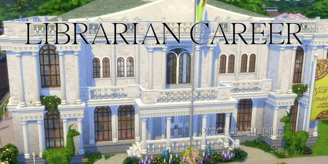 Librarian Career by Piscean6 at Mod The Sims image 10114 670x335 Sims 4 Updates