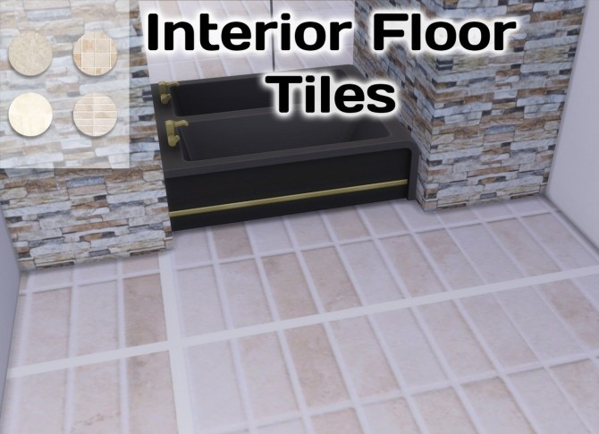 Floor and terrain paints at Simming With Mary image 11015 670x485 Sims 4 Updates