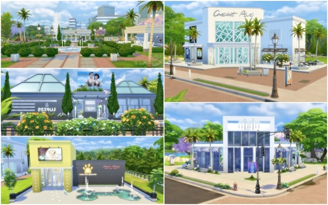 Build Modern Newcrest at Via Sims image 1105 670x419 Sims 4 Updates