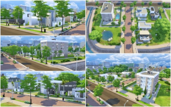 Build Modern Newcrest at Via Sims image 11110 670x419 Sims 4 Updates