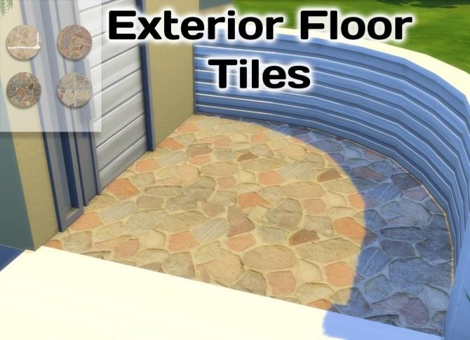 Floor and terrain paints at Simming With Mary image 11117 670x485 Sims 4 Updates