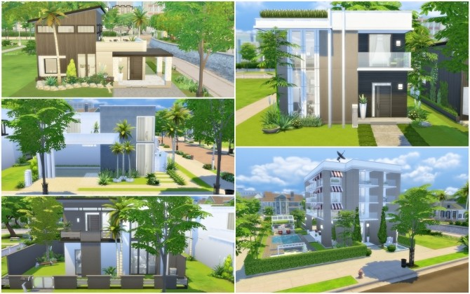 Build Modern Newcrest at Via Sims image 1123 670x419 Sims 4 Updates