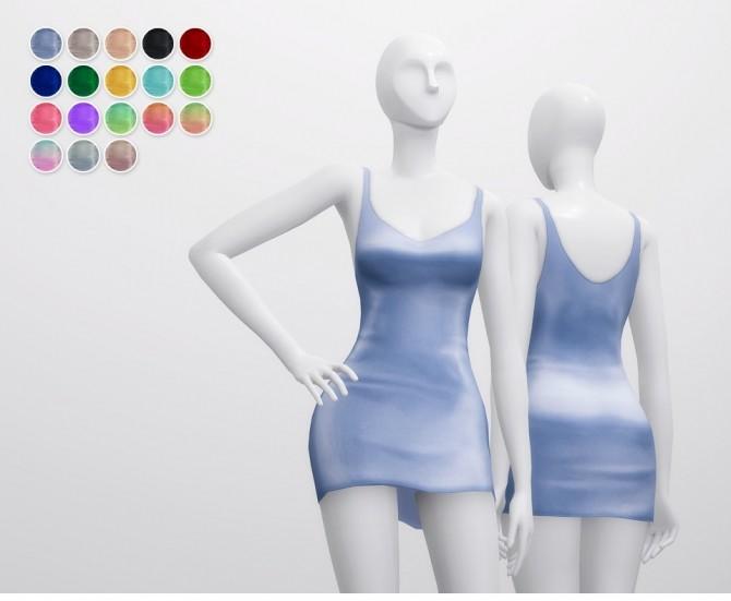 Silky Dress at Rusty Nail image 113 670x551 Sims 4 Updates